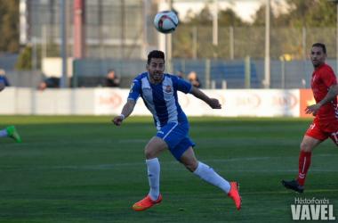 Robert Simón no continuará en el Espanyol B