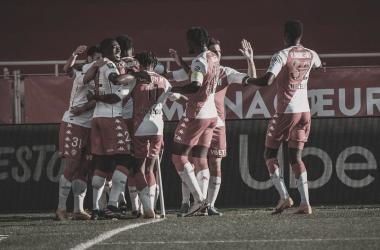 Sem sustos, Monaco bate Nîmes e encosta nas primeiras posições da Ligue 1