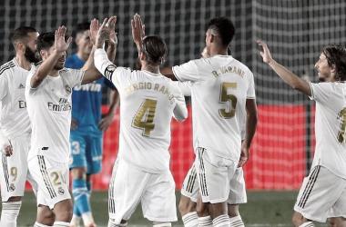 Real Madrid vence Valencia e reanima briga pela liderança da LaLiga