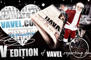 VAVEL Celebrates The 4th Edition Of Reporting Day On Christmas Eve