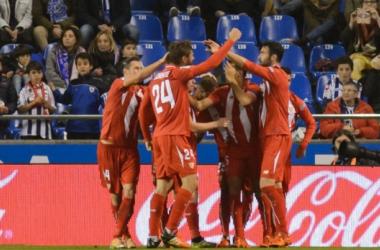 Deportivo - Sevilla: puntuaciones de del Sevilla, jornada 14 Liga BBVA