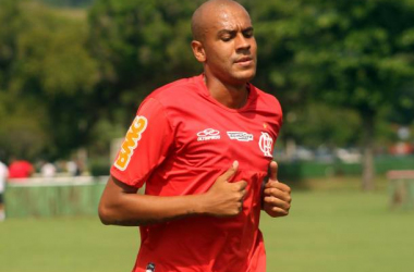 Alex Silva fez 25 jogos oficiais pelo Flamengo (Foto: Divulgação/ Flamengo)