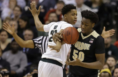 Big Ten Tournament: Michigan State Spartans Knock Off Purdue Boilermakers To Take Title