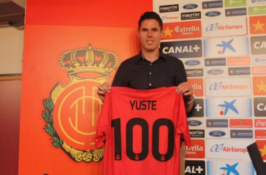 Héctor Yuste, refuerzo para el centro del campo