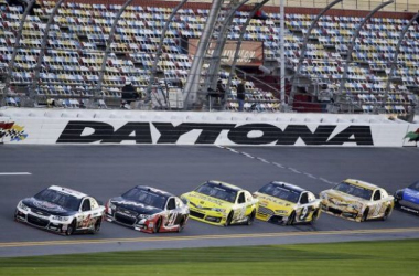 NASCAR Sprint Cup Series Practice: Daytona