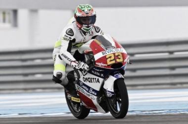 Test Jerez: Moto2 e Moto3 condizionate dalla Pioggia