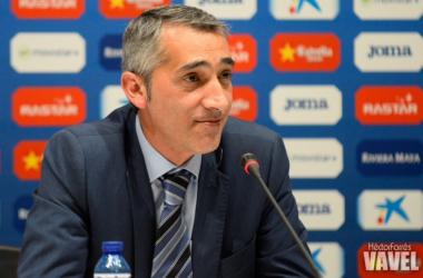 "Ramón Robert: ""Vamos paso a paso reforzando posiciones"""
