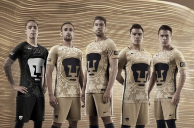 Se oficializa la nueva piel de Pumas (Foto | Club Universidad)