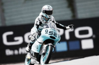 Moto 3: Danny Kent vince in solitaria il Gp di Germania
