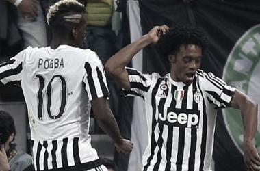 Juventus 2-1 Torino: Late Cuadrado strike gives hosts derby victory