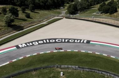 Vettel e Leclerc analisam pista de Mugello que pode receber GP da F1 em 2020