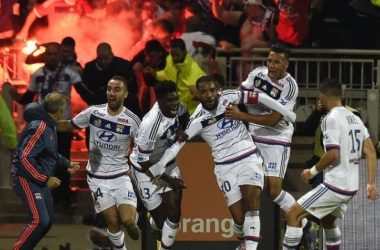 L'ultime à Gerland à trouvé preneur(3-0), photo AFP