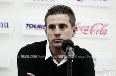 """Ricardo Valiño: """"Uno siempre quiere ganar"""""""