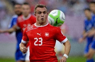 Switzerland seal victory with late goals