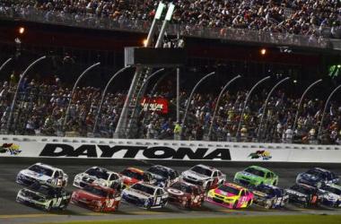 NASCAR Sprint Cup Series Daytona Qualifying Recap