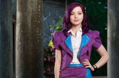 Photo courtesy of the twitter handle @Descendants2015.