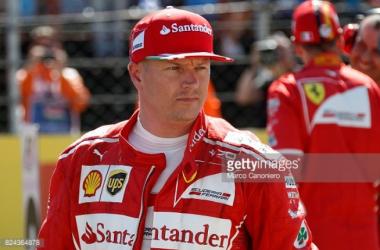 2018 will be Kimi Raikkonen's eighth season at Ferrari overall, split into two spells. (Image Credit: Marco Canoniero)