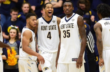 Photo courtesy of Kent State Golden Flashes Men's Basketball.