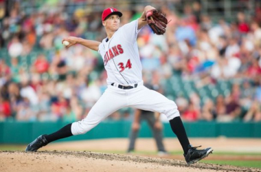 Tyler Glasnow Helps Indianapolis Keep Pace With Columbus By Outdueling Robert Stephenson