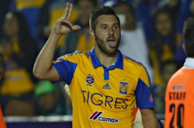 Gignac was the man of the weekendPhoto: Mexisports