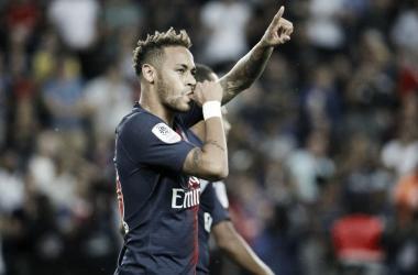 Neymar se reencontró con el gol después de casi seis meses | Foto: PSG