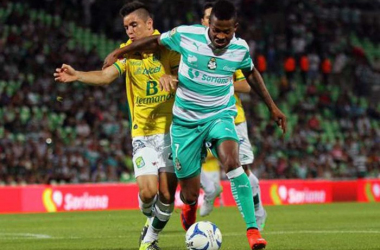 Leon and Santos are one of the first round matchups. Picture: Norimex