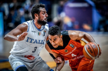 Eurobasket 2017 - Italia in affanno, la Germania vince 61-55