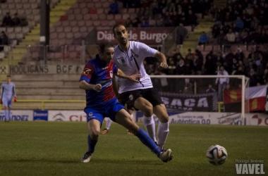 Burgos CF: en la buena senda
