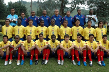 Otros logros de la Selección Colombia: Mundial Sub-20 de 2005 IFoto: Archivo COLPRENSA