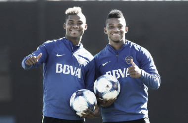 Dos de los colombianos podrían partir | Foto: Goal