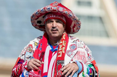 Paixão sem distância: conheça 'Buschmann', o Bayern de Munique em pessoa