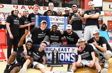 America East championship game: Hartford tops UMass-Lowell for first-ever NCAA berth