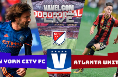 Atlanta United FC vs New York City FC Live Scores, Updates and Results in the 2018 Major League Season (0-0)