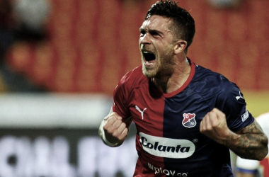 Adrián Arregui, la figura del Independiente Medellín ante Pasto