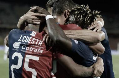 Puntuaciones en Independiente Medellín tras su victoria ante Pasto