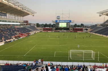 Chicago House AC 0-4 New Amsterdam FC: NAFC spoils the party in style