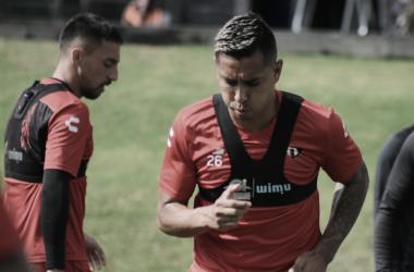 """Rubén Duarte: """"No se les puede recriminar nada a los jugadores"""""""