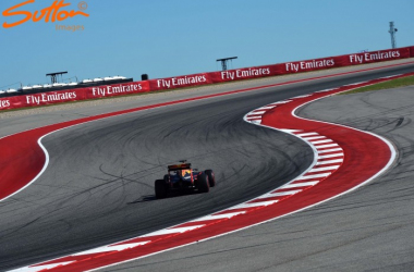 Red Bull's pace this weekend, suggests a close qulifying and race. (Image Credit: Sutton Images)
