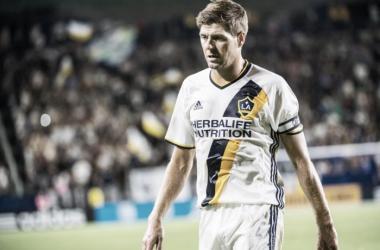 Gerrard dice adiós al Galaxy