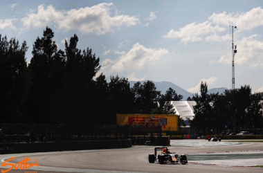 Max Verstappen was quickest as the times suggest a close battle for pole in Qualifying on Saturday afternoon. (Image Credit: Sutton Images)