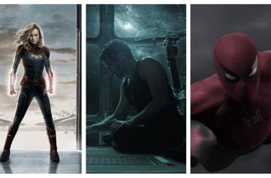 Fotos: Marvel Studios. Montaje: Omar de Pablo