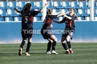 Triunfazo en el debut de la Primera C.