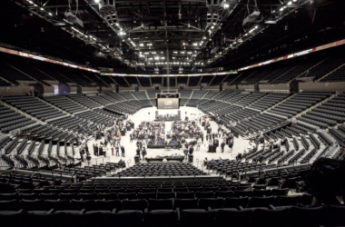 El Nassau Coliseum, la segunda casa de los Islanders