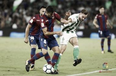 Previa Real Betis - Levante UD:  empezar la temporada con buen pie