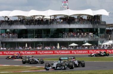 FP3 Silverstone, di nuovo Hamilton davanti a tutti, disastro Ferrari