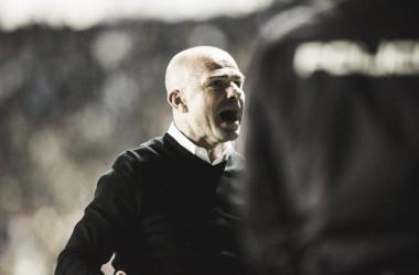 """Paco López: """"Continuaba pensando en que podríamos hacer el gol hasta el final"""""""