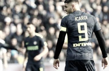 "Icardi: ""Estoy orgulloso de esta escuadra, aquí está mi casa, espero quedarme..."""