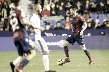 Sergio Postigo se vuelve a encontrar con el Leganés