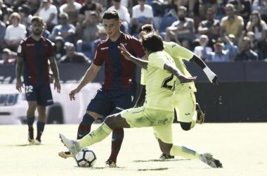 Levante UD-Getafe CF. Foto: Levanteud.com
