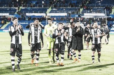 Horario confirmado para Getafe CF - Levante UD